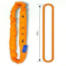 柔性大吨位圆形吊装带15T