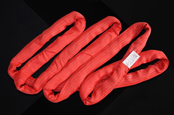圆形吊装带混凝土管片起吊