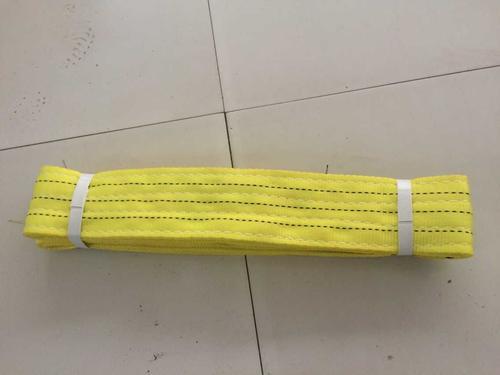 彩色扁平吊装带辊类工件起吊应用
